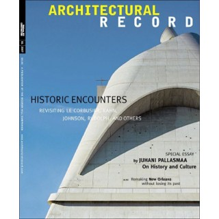 Architectural Records Magazine