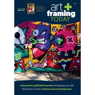 Art + Framing Today Magazine