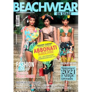 Beachwear on stage Magazine