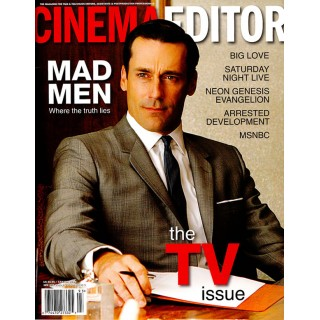 Cinema Editor Magazine