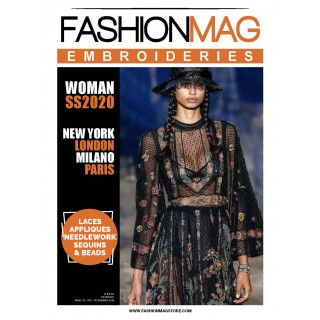 Fashionmag Embroideries Women Collections – Spring/Summer 2020