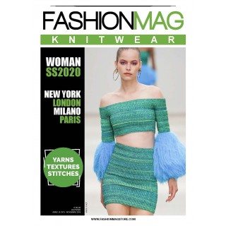Fashionmag Knitwear Women Collections – Spring/Summer 2020