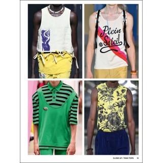 Next Look Close Up Men Tops & T-Shirts no. 07 S/S 2020