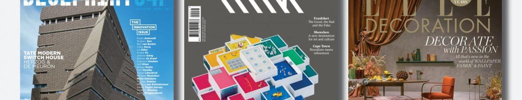 Architecture & Design Magazines