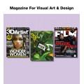 Visual Art and Design Magazines