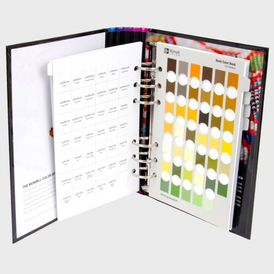 Munsell Bead Color Book M50415B (Latest Ed.)