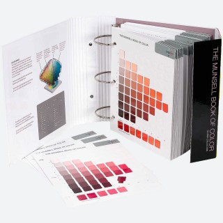 Munsell Book of Color, Glossy Edition M40115B (Latest Ed.)