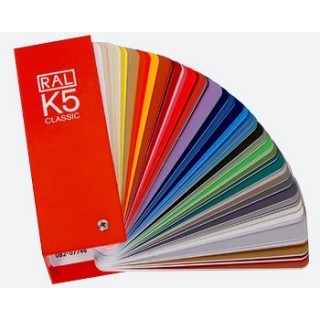 RAL K5 Colour Charts Semi Matte & Gloss Combo RC003 (Latest Ed.)