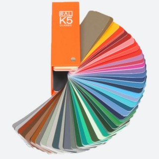 RAL K5 Classic Colour Guide semi-matte (Latest Ed.)