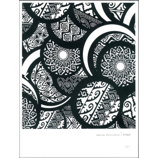 Ethno Pop Textures - Black Edition