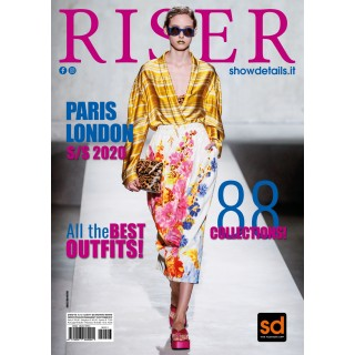 Showdetails Riser Paris + London Women Collections – Spring/Summer 2020