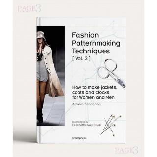 Fashion Patternmaking Techniques (Vol. 3)