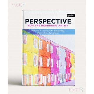 Perspective for the Beginning Artist: More than 40 techniques for understanding the principles of perspective