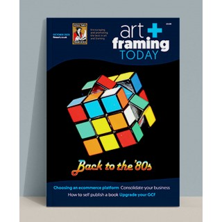 Art + Framing Today Magazine