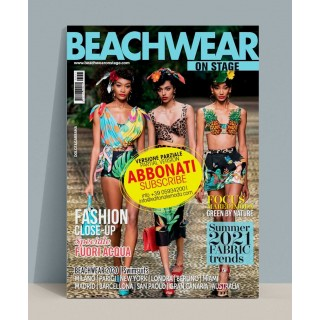 Beachwear on stage Magazine