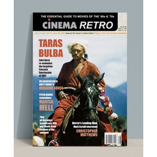 Cinema Retro Magazine