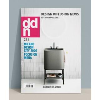 DDN - Design Diffusion News Magazine