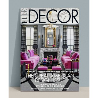 Elle Décor (British Edition) Magazine