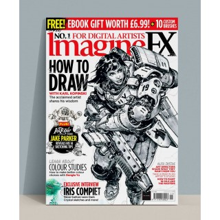 Imagine Fx Magazine