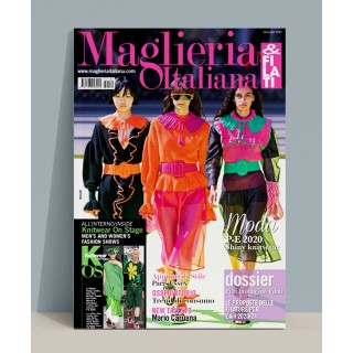 Maglieria Italiana Magazine