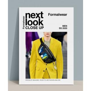 Next Look Close Up Men Formal no. 07 S/S 2020