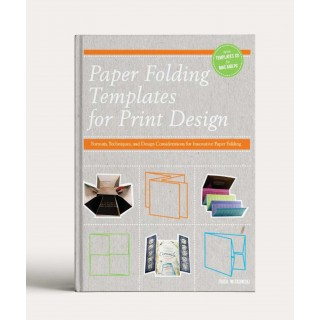 Paper Folding Templates for Print Design: Formats, Techniques and Design Considerations for Innovative Paper Folding