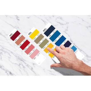 Color Matching Paint Shade Card