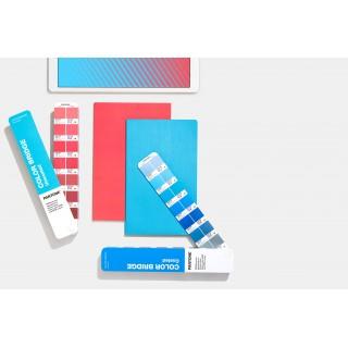 Pantone Color Bridge Guide Set | Coated & Uncoated GP6102A (Latest 2019 Ed.)
