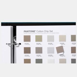 Pantone FHI Cotton Chip Book Set FHIC400 (Latest Ed.)