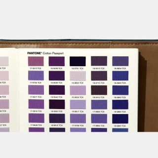 Pantone Cotton Passport TCX FHIC200 (Latest Ed.)