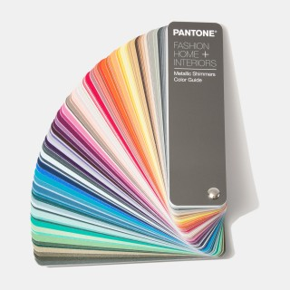 Pantone FHI Metallic Shimmers Color Guide FHIP310N (Latest Ed.)