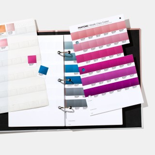 Pantone Metallic Chips Book GB1507A (Latest 2019 Ed.)