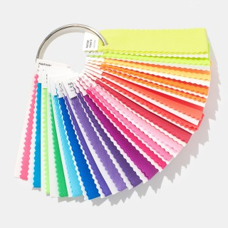 Pantone Nylon Brights Set FFN100 (Latest Ed.)