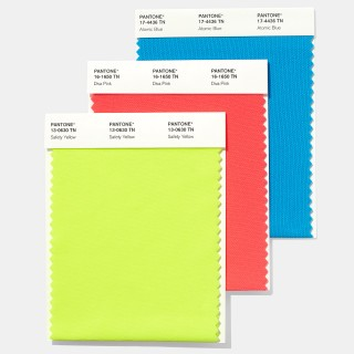 Pantone Nylon Brights Swatch Card SWCDTN (Latest Ed.)