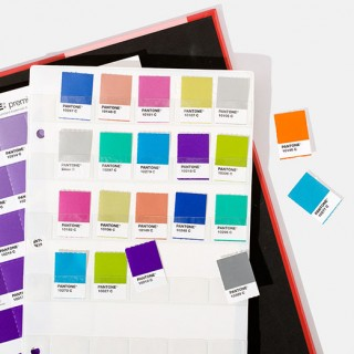 Pantone Premium Metallics Chip Book Coated GB1505 (Latest Ed.)