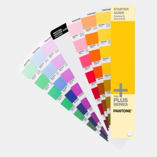 Pantone Starter Fan Guide Solid Coated & Solid Uncoated GG1511 (Latest Ed.)