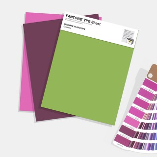 Pantone TPG Sheets TPG (Latest Ed.)