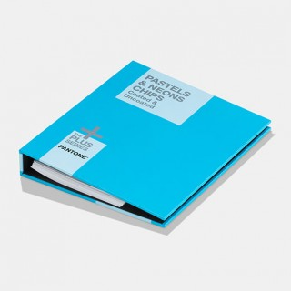 Pantone Pastel & Neon Chip Book Coated & Uncoated GB1504 (Latest Ed.)
