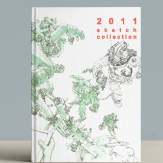 2011 Sketch Book Collection